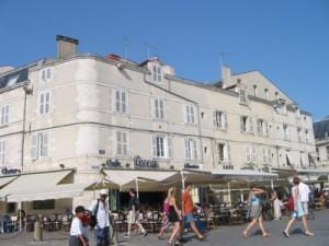 Hôtel Saint-Jean-d'Acre - La Rochelle